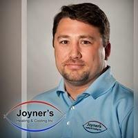 Joyner's Heating & Cooling Inc.