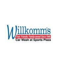 Willkomm's Car Wash at Sports Plaza