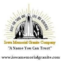 Iowa Memorial Granite