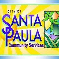 City of Santa Paula Community Services