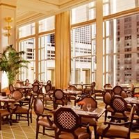 The Lobby At The Peninsula Hotel, Chicago