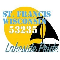 St. Francis Wisconsin 53235 Lakeside Pride