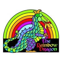 The Rainbow Dragon  (Coloring Book)