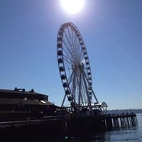 Seattle Waterfront Ferris Wheel