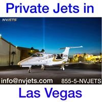 NV JETS Private Charter Las Vegas