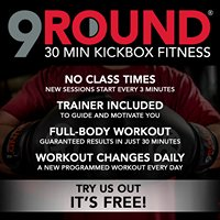 Gladstone 30 Minute Kickbox Fitness