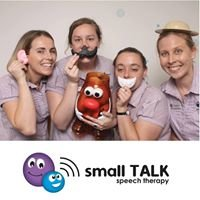 Small TALK speech therapy