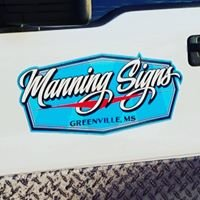 Manning Signs Inc