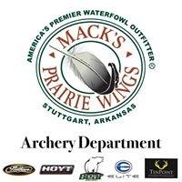 Mack's Prairie Wings - Archery