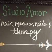 Studio Amor—Hair, Make Up, Nails & Amor