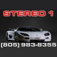 Stereo one Oxnard