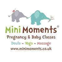 Mini Moments - Pregnancy & Baby Classes