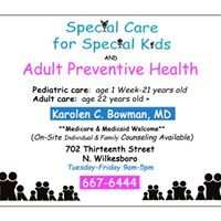 Special Care for Special Kids