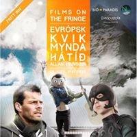Films on the Fringe - Evrópsk Kvikmyndahátíð Allan Hringinn