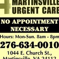 Martinsville Urgent Care