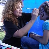 Face Painting by Painting Faces And Spaces