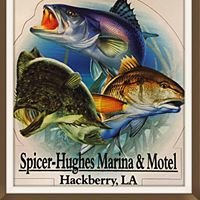 Spicer-Hughes Marina and Motel