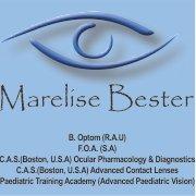Marelise Bester Optometrist