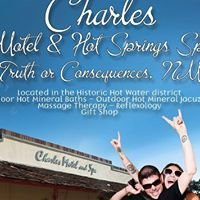 Charles Motel and Hot Springs Spa
