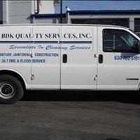 BDK Quality Services, Inc.