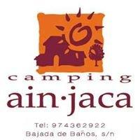 Camping Aín Jaca