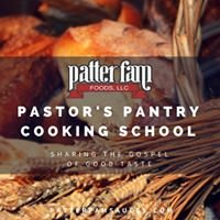 Pastor's Pantry Cooking School