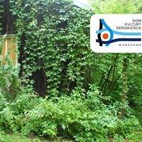 Dom Kultury Śródmieście - Rotacyjny Dom Kultury na Jazdowie