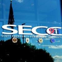 Scott Emergency Communications Center (SECC)