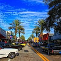 New Smyrna Beach Car Show
