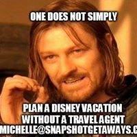 Michelle Tolliver, A Snapshot Getaways Travel Agent