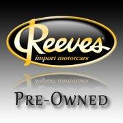 Reeves Pre-Owned