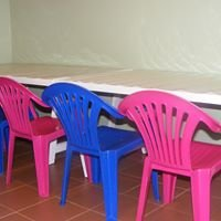 Childrens table and chair hire