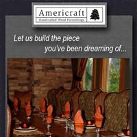 Americraft Fine Furnishings and Custom Cabinetry