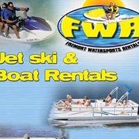 Fremont Watersports Rentals
