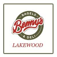 Benny's Bagels Lakewood