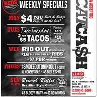 Red's Smokehouse & Tap Room