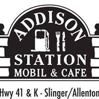 Addison Station Mobil & Cafe