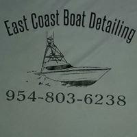 East Coast Boat Detailing