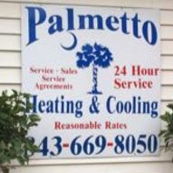 Palmetto Heating and Cooling LLC