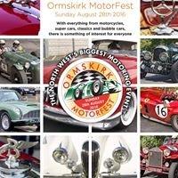 Ormskirk Motorfest