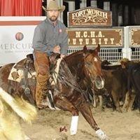 Scott Amos Cutting Horses