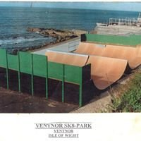 Ventnor Skatepark. Isle of Wight