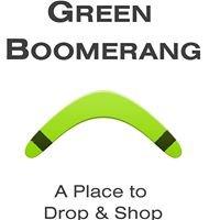 Green Boomerang