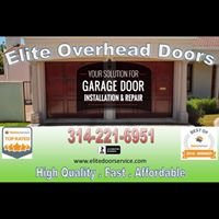 Elite Overhead Doors