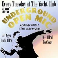 Underground Open Mic