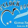 4 o'clock Rock Guitar Shop