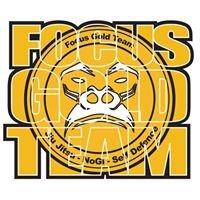 Focus On The Ground Gold Team Elgin