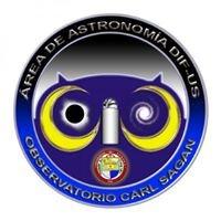 Área de Astronomía de la Universidad de Sonora