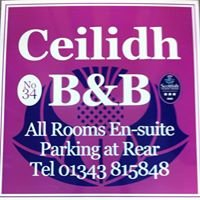 Ceilidh- Business Breakfasts, cosy venue hire, B&B