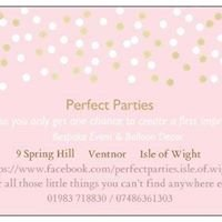 Perfect Parties IOW